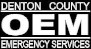 Denton County Emergency Services logo